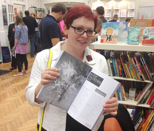 Jo Baker (@jobaker9) with a chapter called Enjoying Teaching Art
