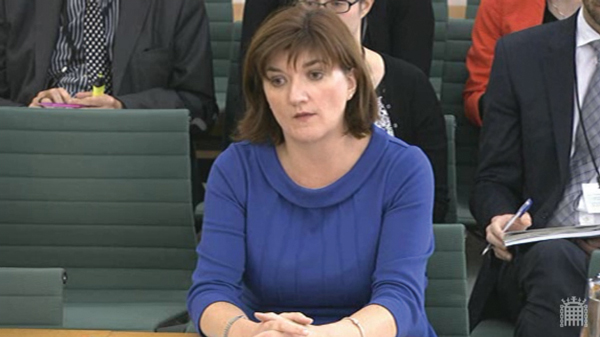 Coasting school definition revealed by Nicky Morgan