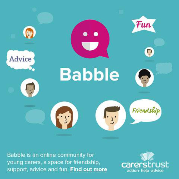 Young carers online community launched