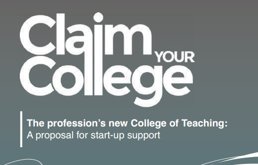 "College of Teaching receives promise of government ""cash injection"" - but amount is unknown"