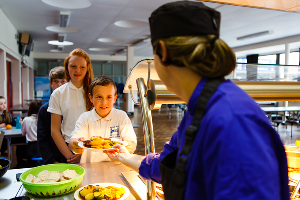 Leaked report reveals small schools needed extra cash for free meals - yet government still ended it