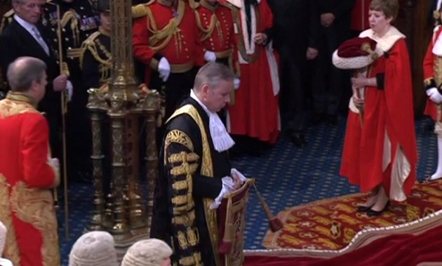 Britain Queen's Speech