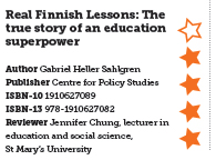 Real Finnish Lessons: The true story of an education superpower