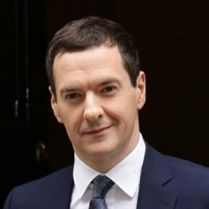 "File photo dated 8/7/2015 of George Osborne who has sought to exploit Labour divisions over welfare cuts - urging ""progressive"" MPs to unite behind his squeeze on tax credits in a Commons vote today."