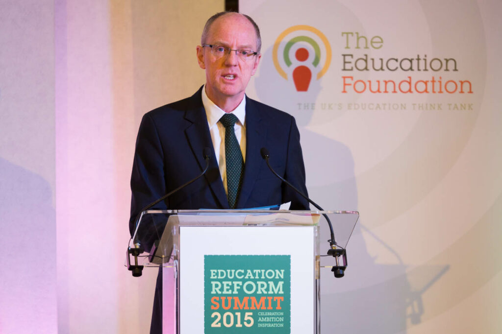 "Nick Gibb confirms academies could have to change sponsor if found to be ""coasting"""