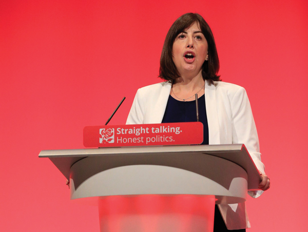 Shadow education secretary Lucy Powell resigns