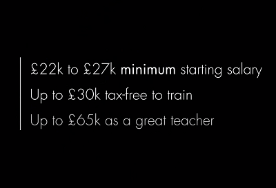 Complaint about 'misleading' £65k salary claim in teacher recruitment advert received, watchdog confirms