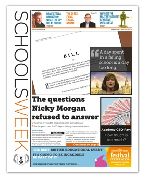 nicky morgan front