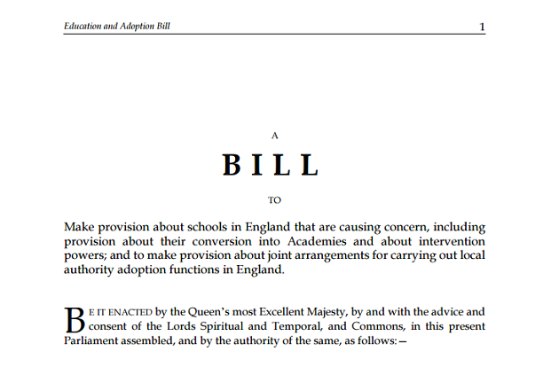 Education bill 2016: Its 14 clauses and what they mean for schools and academies