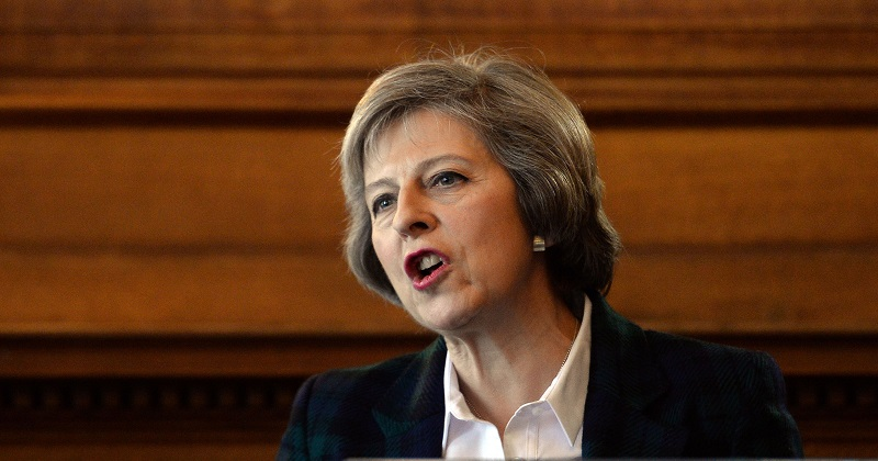 May: New grammar schools will help create 'true meritocracy'