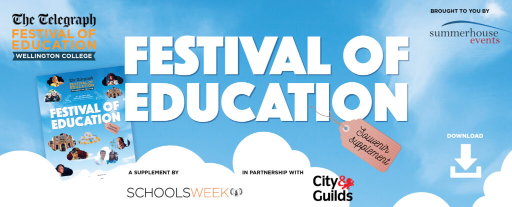 Festival of Education Supplement 2016