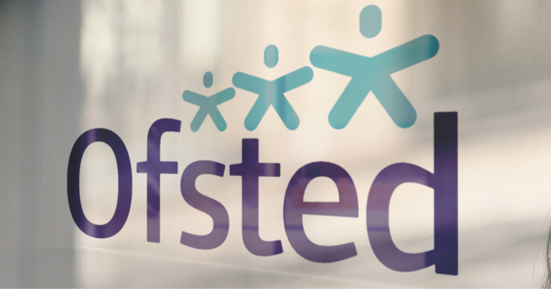 Ofsted text scam warning
