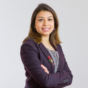Tulip Siddiq MP