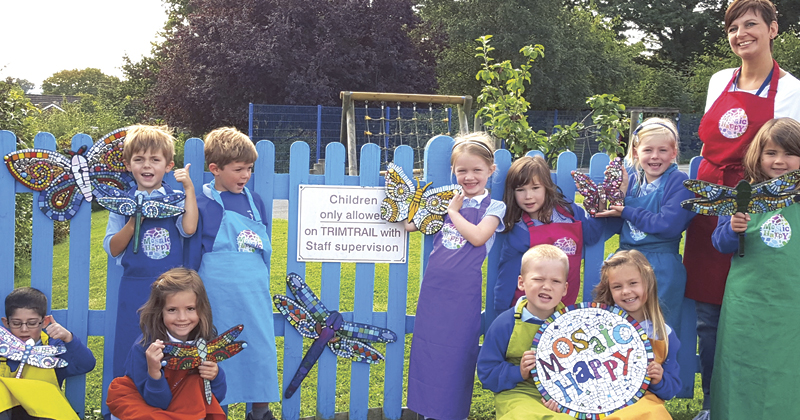 Outbreak of unusual creepy crawlies at Surrey infant school