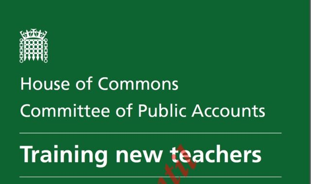READ MORE: 9 key points from the PAC report into 'incoherent' teacher training
