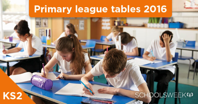 READ MORE: Fewer primary schools below floor standards