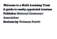 Welcome to a Multi Academy Trust 2016-17