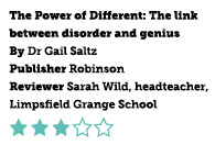 The Power of Different: The Link between Disorder and Genius by Dr Gail Saltz