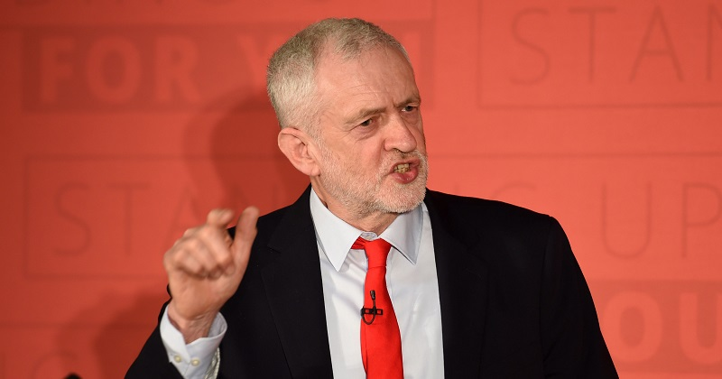 Jeremy Corbyn on how he'll fund free school meals